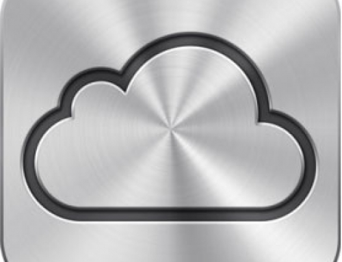 iCloud moves your digital life to a server