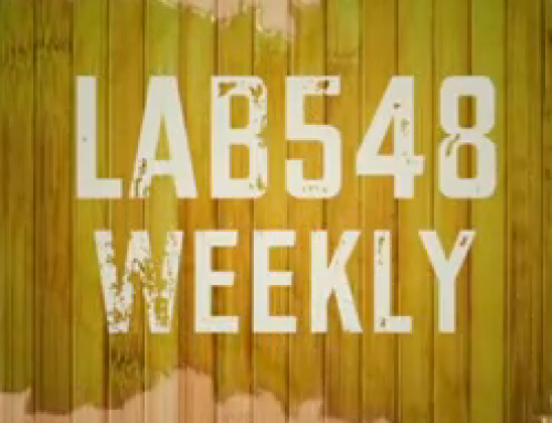 Assembling the Eggbot – Lab548 Weekly 28